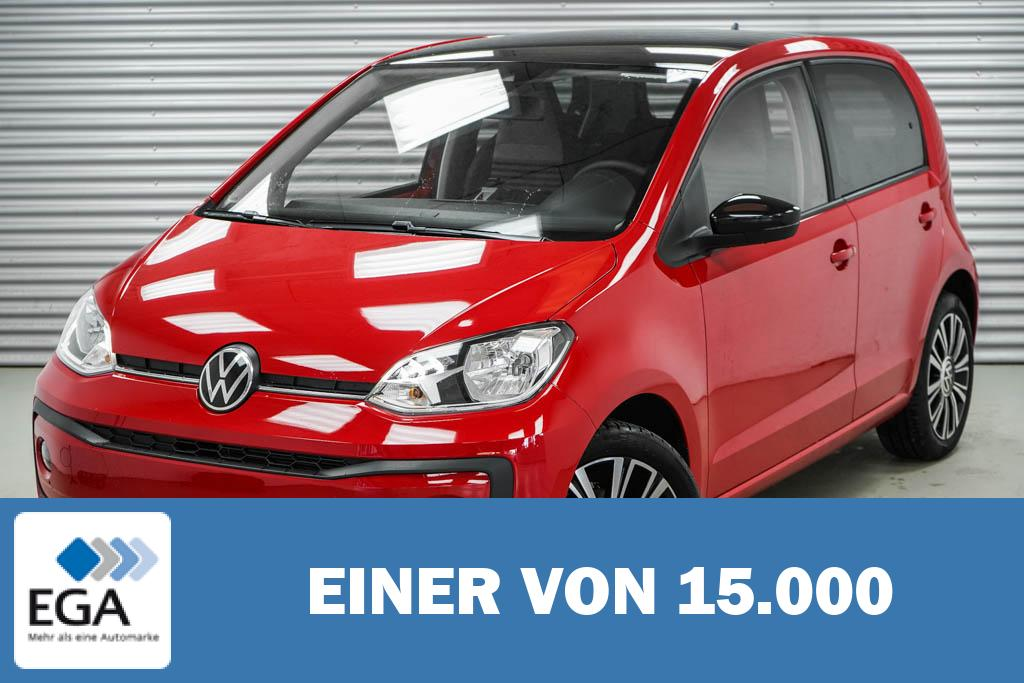 VW up 1,0 MPI Black Style - LAGER