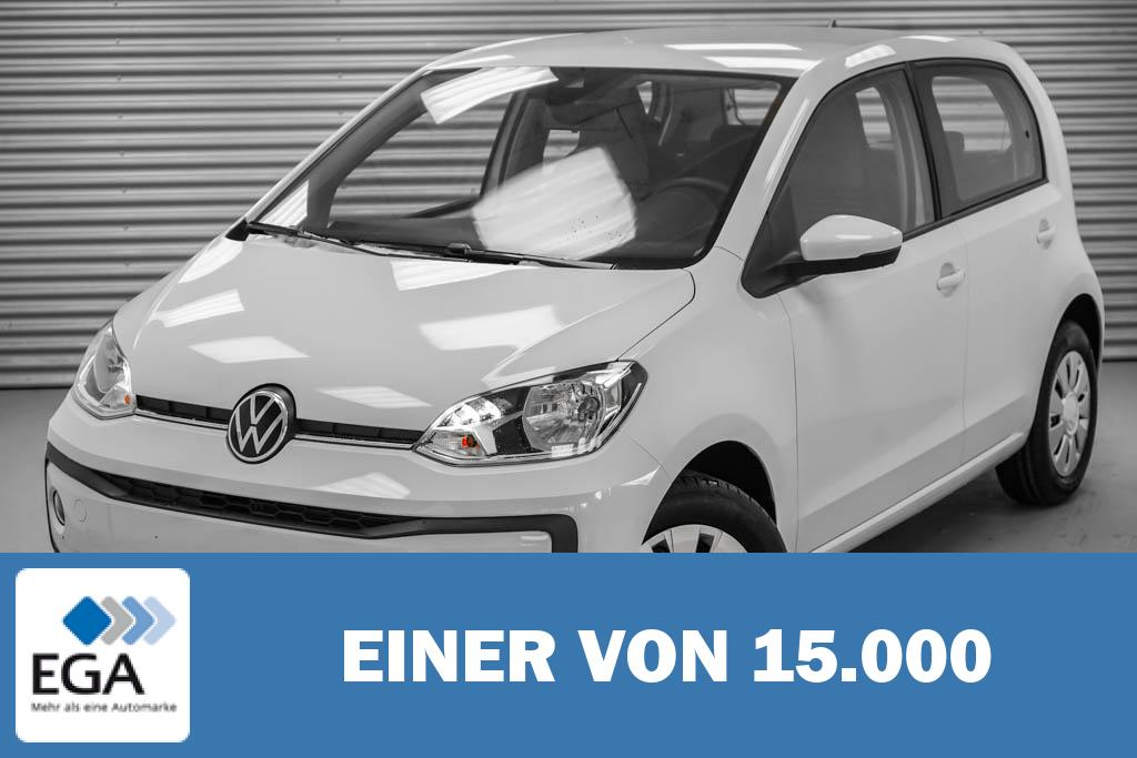 VW up 1,0 MPI Basic - LAGER