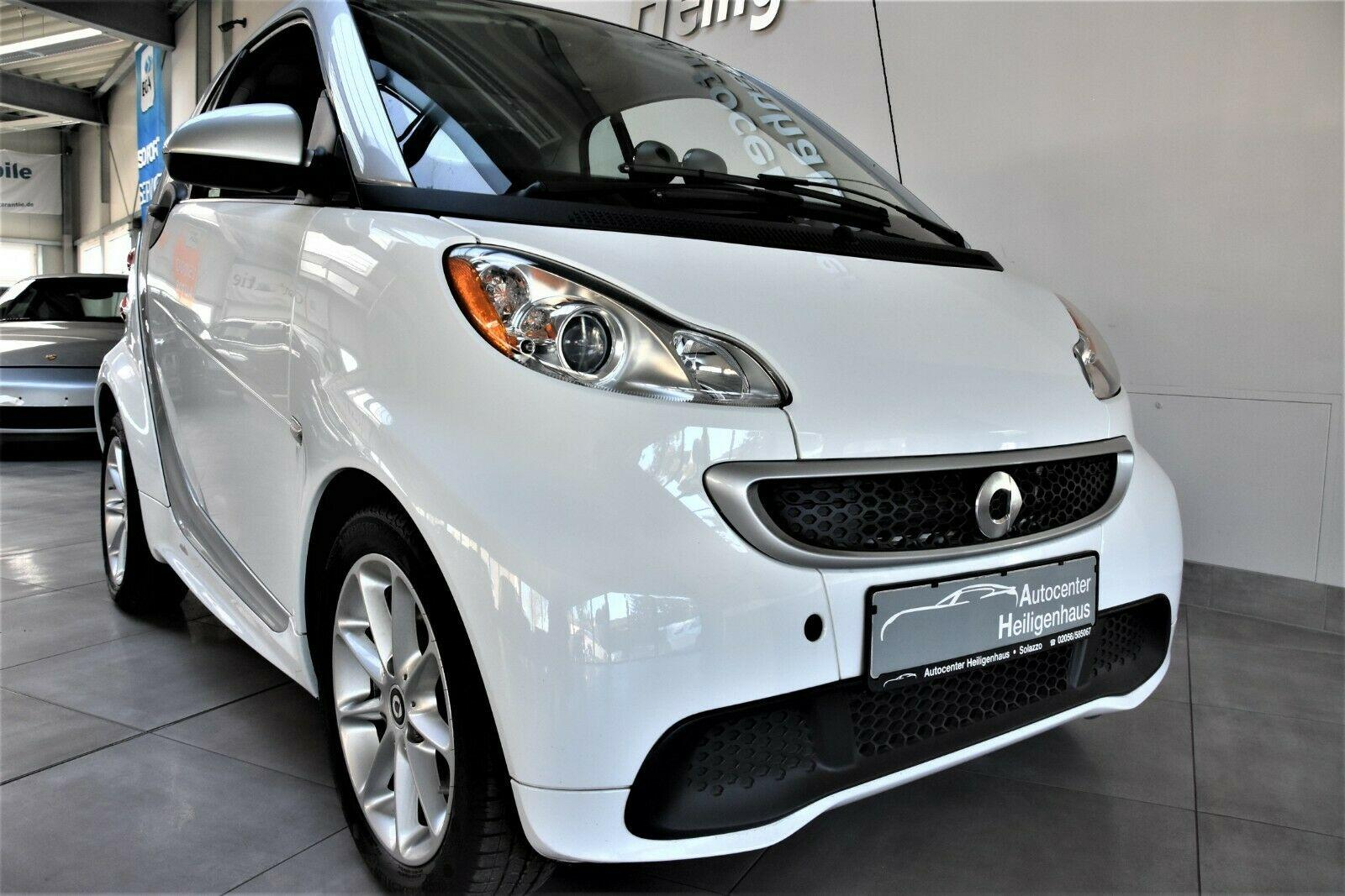 SMART fortwo coupe electric drive Klima USB Allwetter