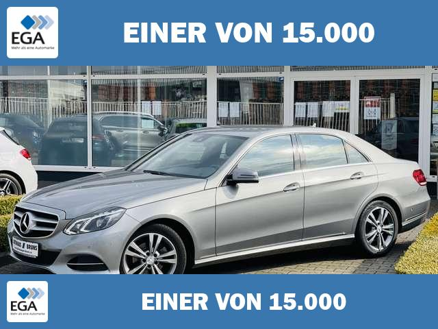 Mercedes-Benz E 220 CDI AVANTGARDE, Standheiz, LED, AHK, Comand, Autom