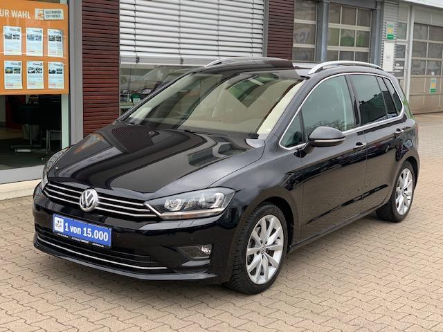 Volkswagen Golf Sportsvan 1,4 TSI DSG Highline