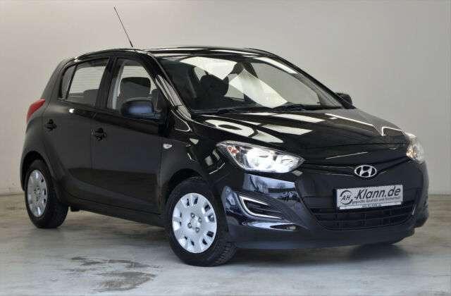 Hyundai i20 1.2 86PS 5 Star Edition Erste Hand 4.613 km