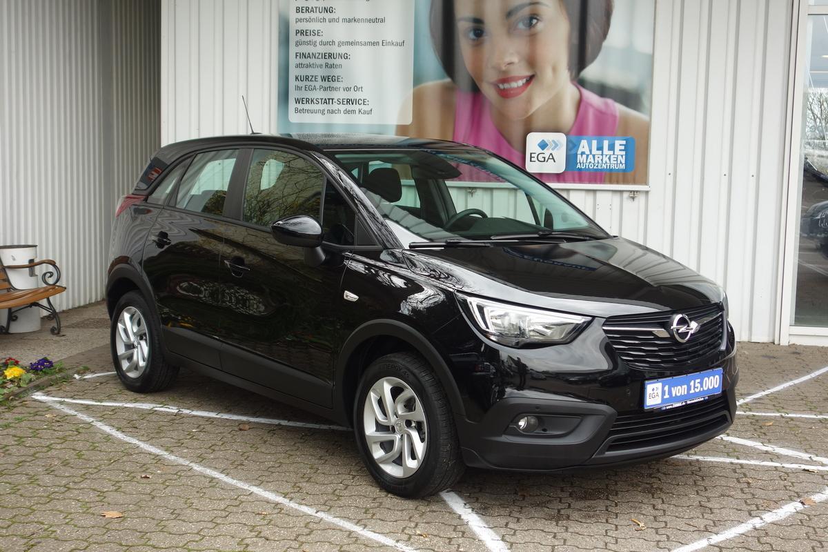 Opel Crossland X Edition NAVI*PDC*ALU*INTELLILINK*NSW*BTH*TEMPOMA