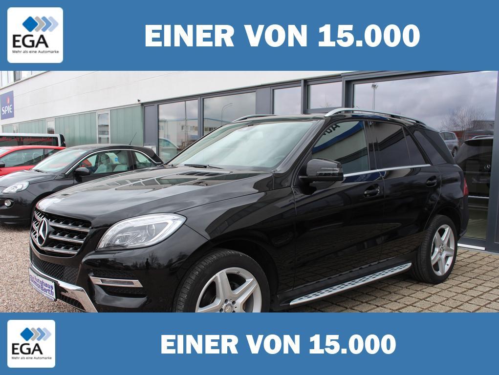 Mercedes-Benz ML 250 * Navi * Bi-Xenon * Allrad * Leder * Pano-Dach *