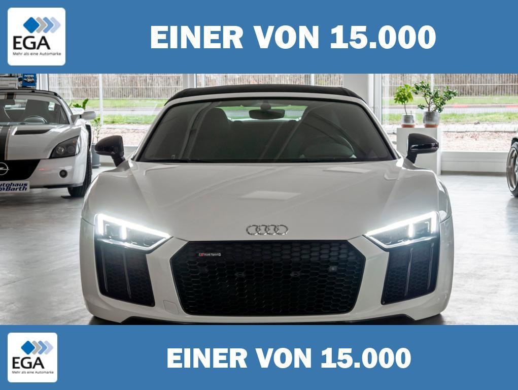 Audi R8 * RWS * Nur 999 Stück * Navi * 20 Zoll *