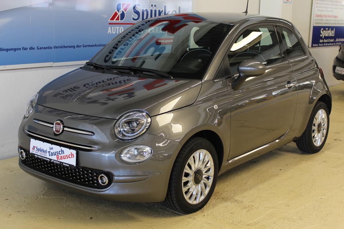 Fiat 500 1,2 8V Start Stopp ,Tempomat,Navi,Klimaautomatik