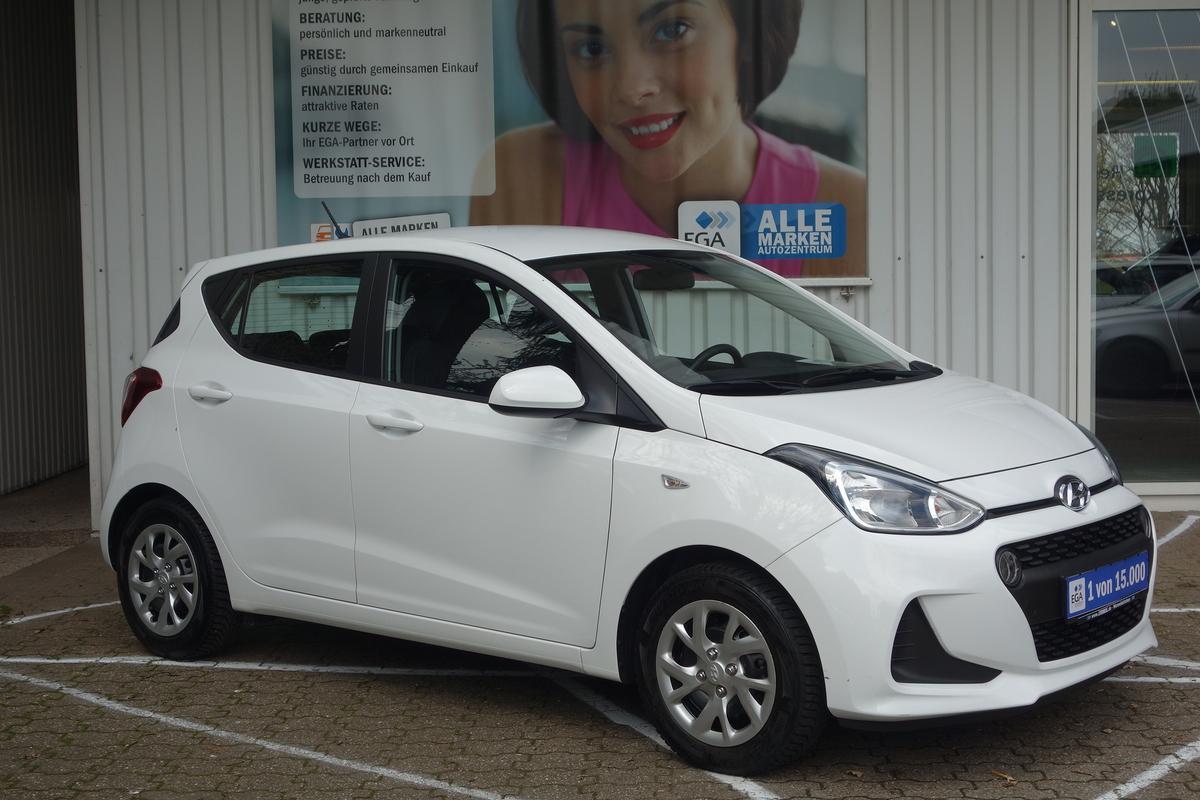 Hyundai i10 1,0 TREND PLUS-PAKET KLIMA SITZHEIZUNG L-HEIZUNG ZVFB