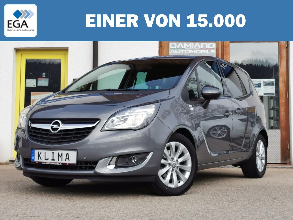 Opel Meriva 1.4 Automatik drive *wenig Kilometer*