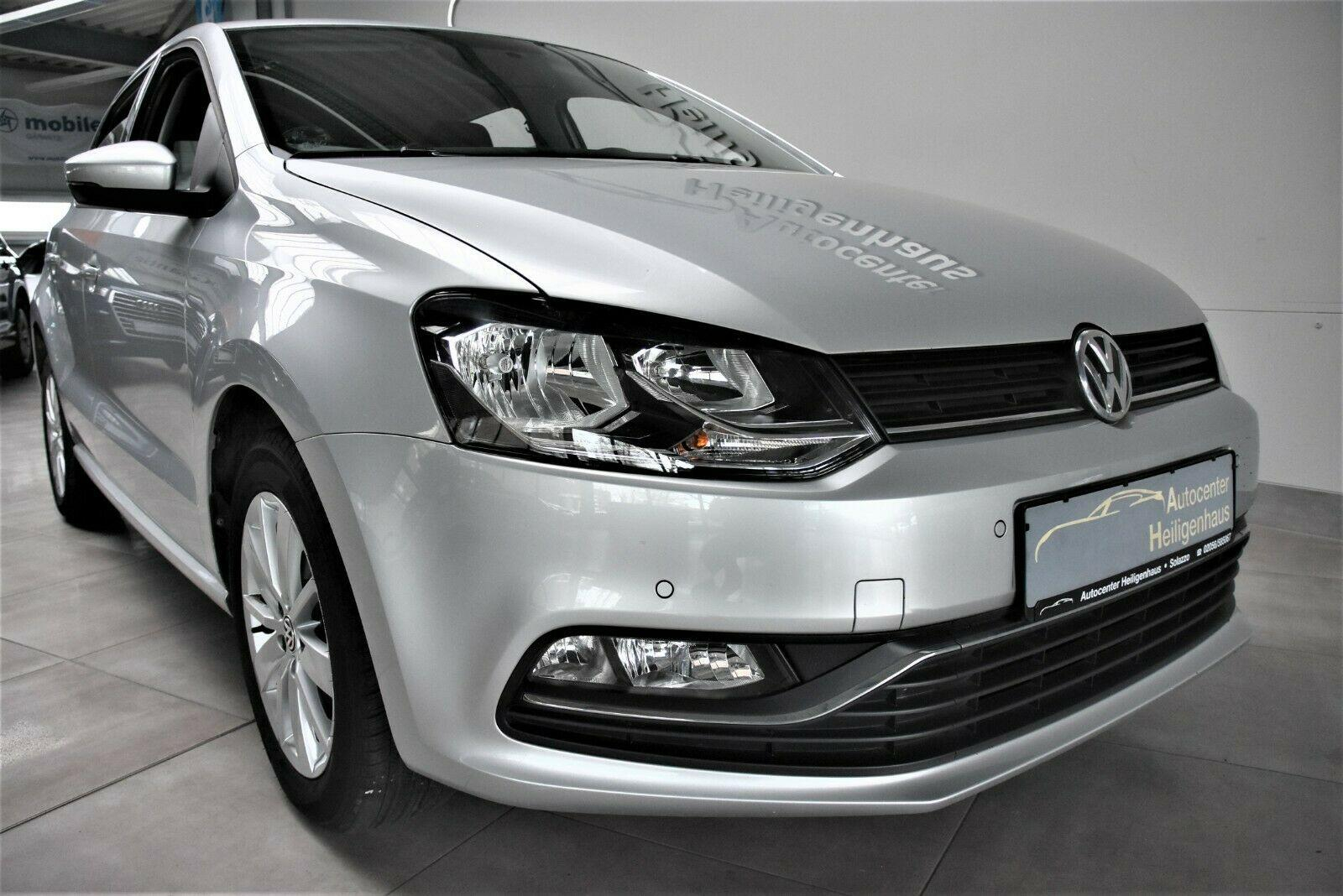 Volkswagen Polo V 1.2 TSI Comfortline BMT Alufelgen PDC 1Hd
