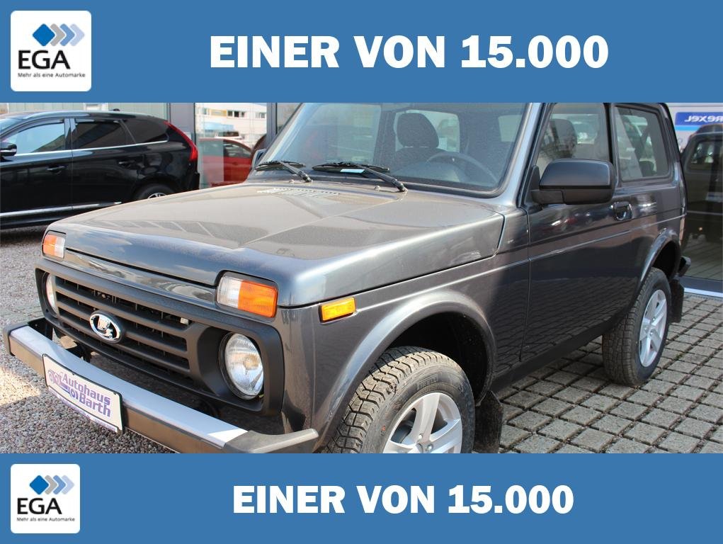 Lada Niva 1.7i 4x4 * Airbag * ABS * SHZ * LM * Facelift *