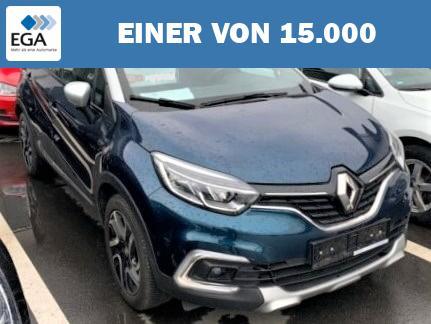 Renault Captur Renault Captur 1.2 TCe 120 EDC Intens