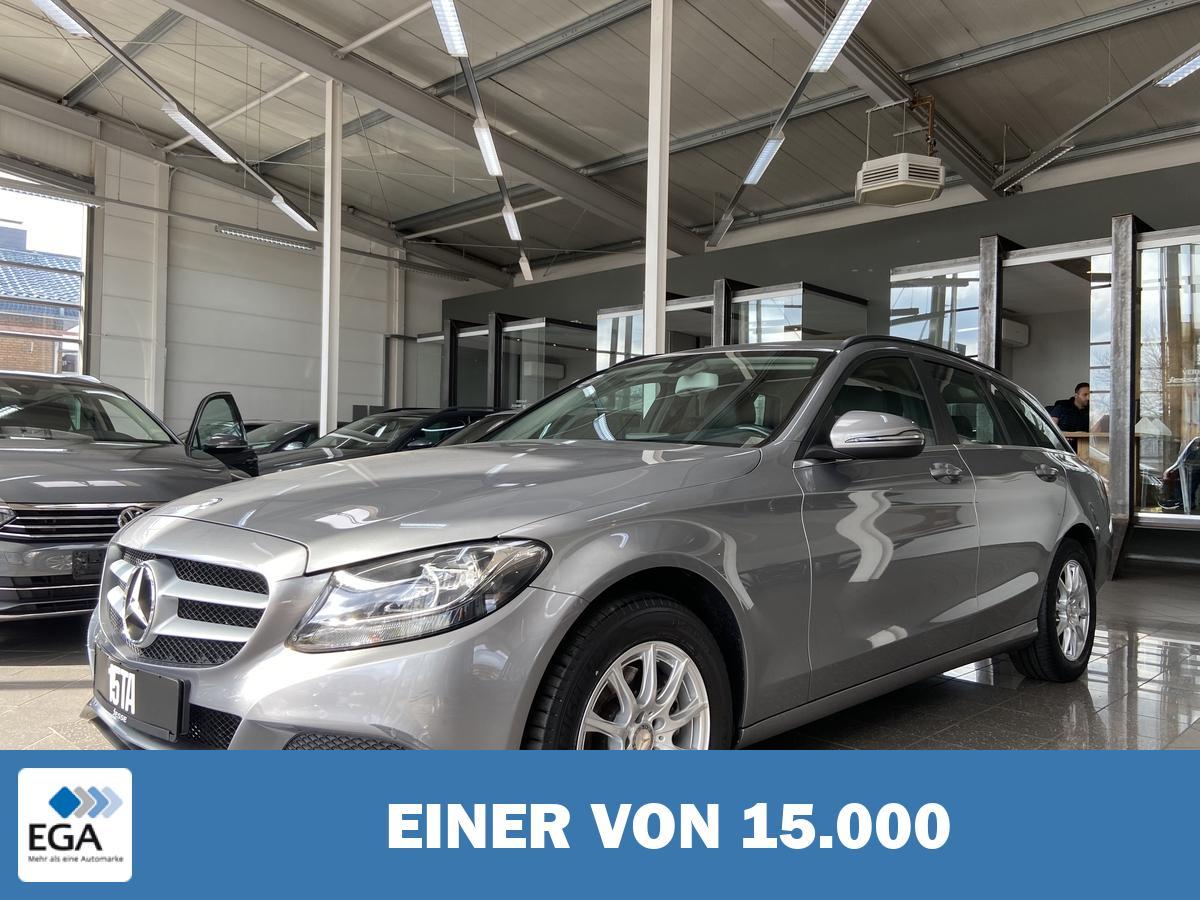 Mercedes-Benz C 200  T Navi Temp. AHK SHZ EU6