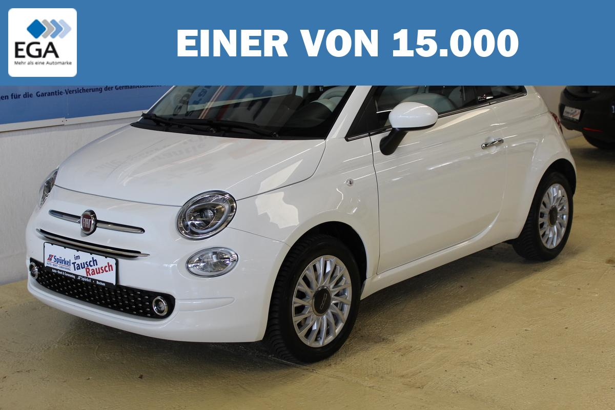 Fiat 500C 1,2 8V Start Stopp ,Tempomat