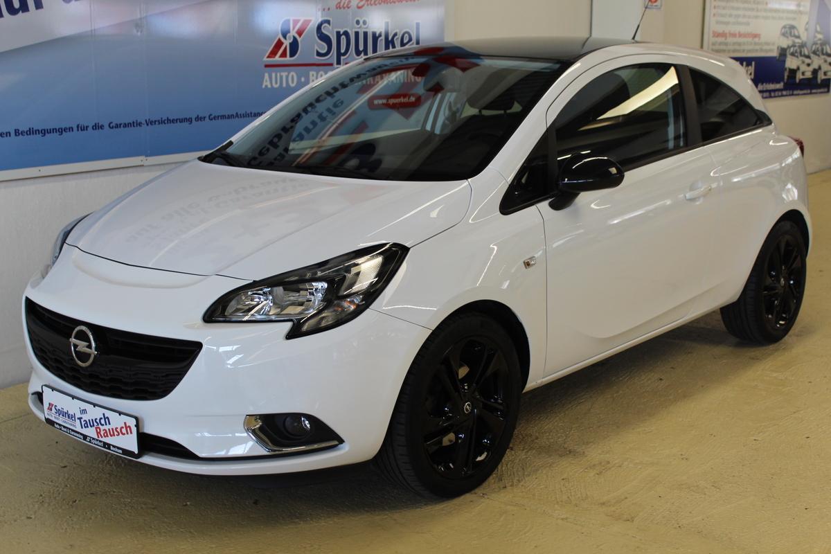 Opel Corsa 1.0 Color Edition, Lenkradheizung, Tempomat