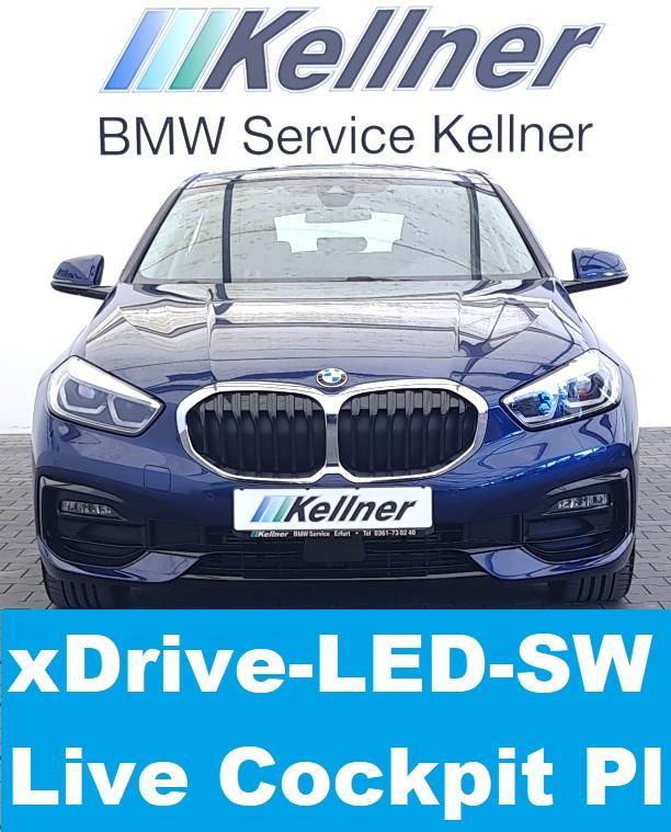 BMW 120d xDrive Aut. Sport Line BMW Live Cockpit Plus LED