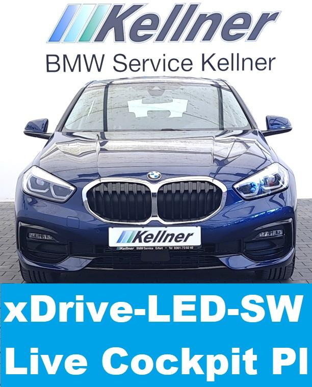 BMW 120d xDrive Sport Line Live Cockpit Plus,R-Kamera