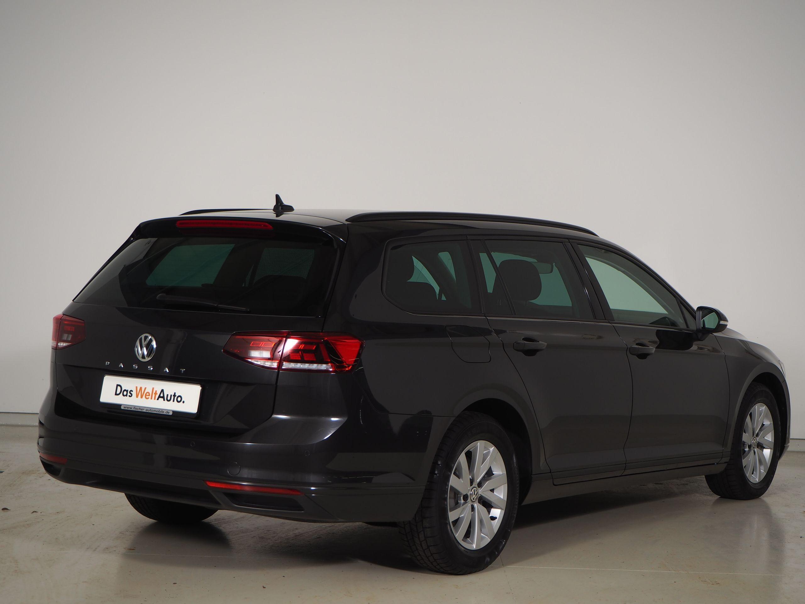 VW Passat Variant TDI 2.0 Conceptline