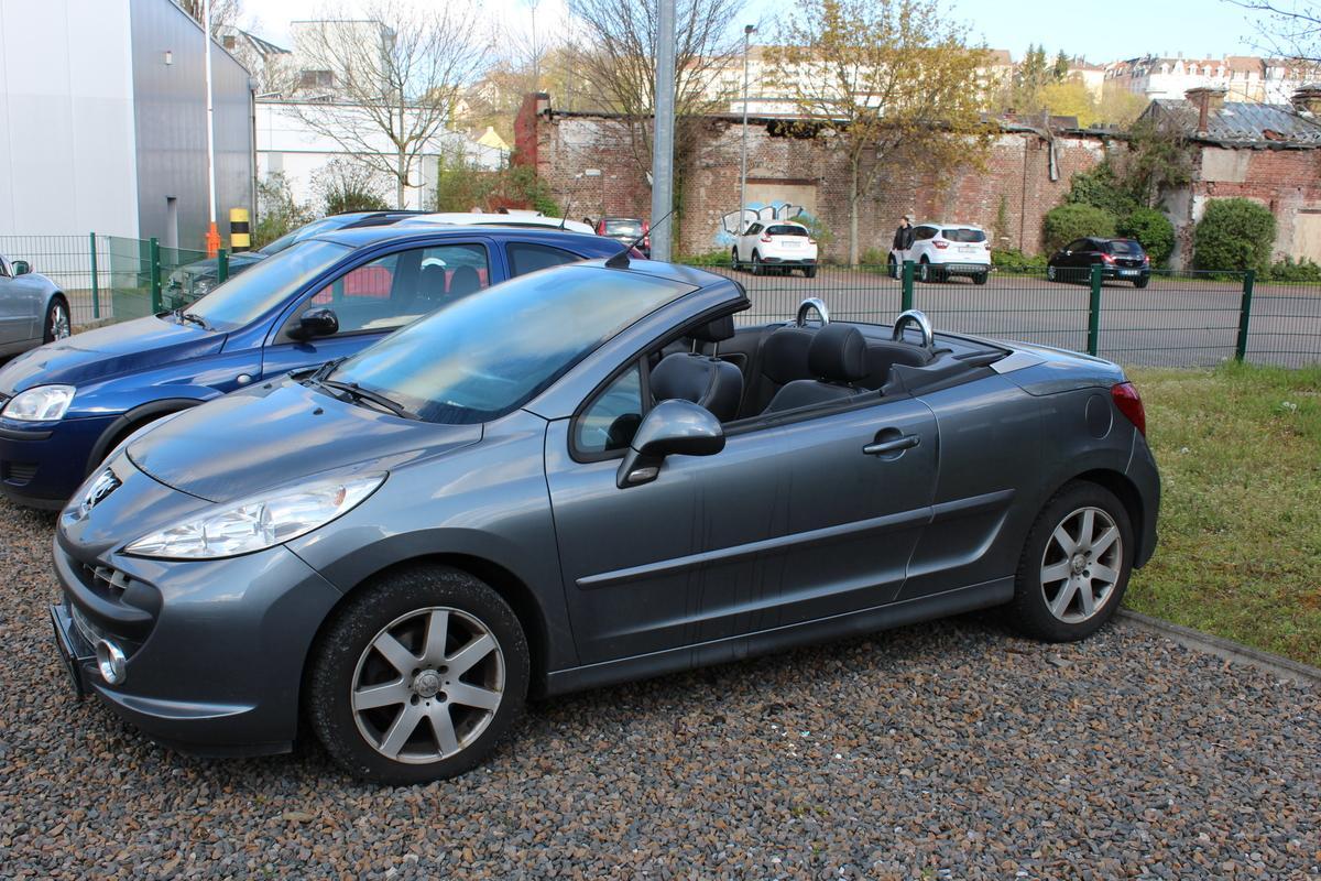 Peugeot 207 CC 150 THP Platinum