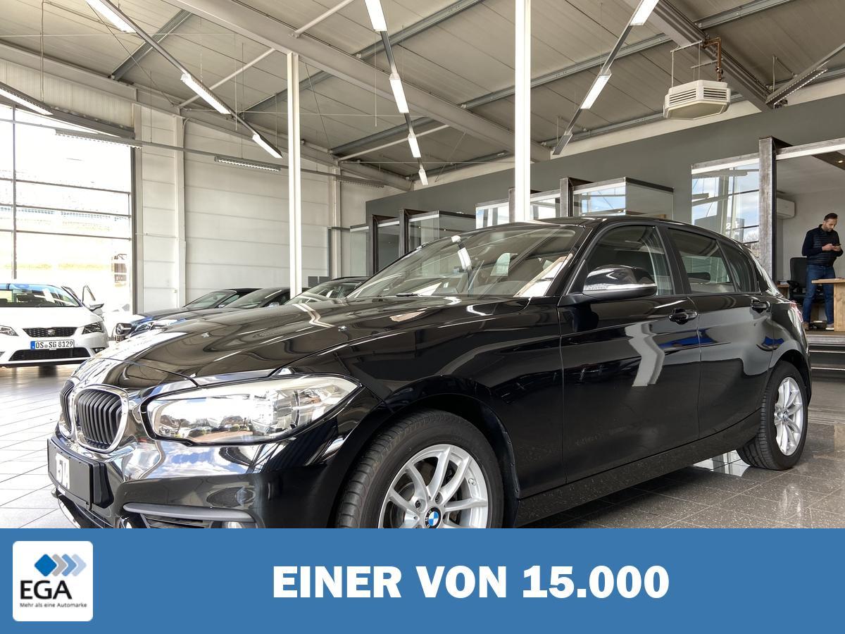BMW 120i Advantage Aut. SHZ PDC EURO6