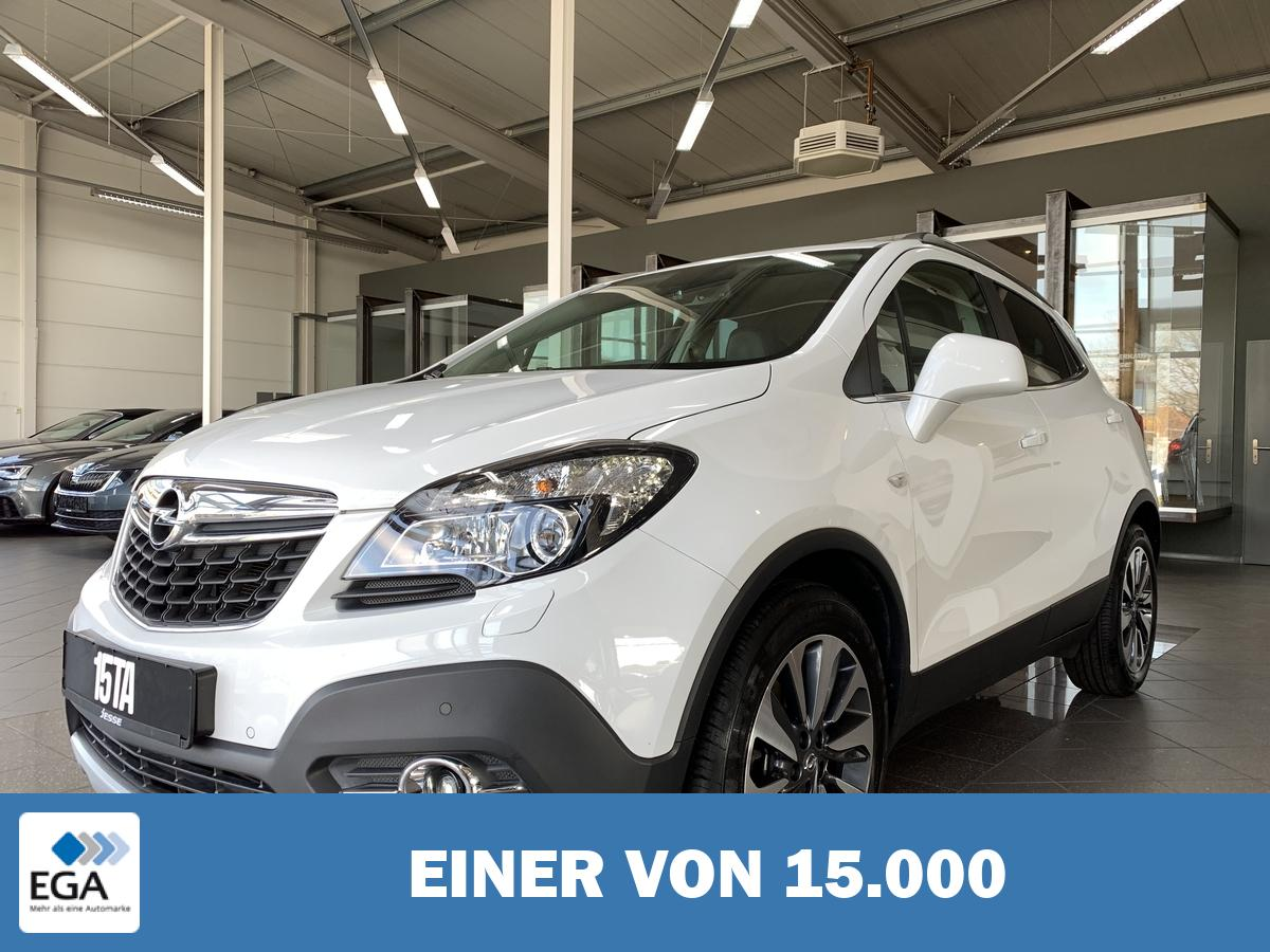 Opel Mokka 1.7 CDTI Innovation Bi-Xenon Navi R°Cam SHZ