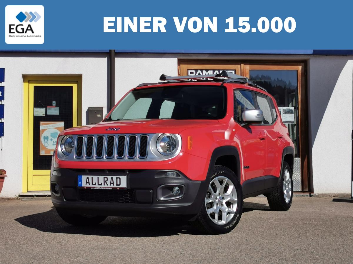 Jeep Renegade 2.0 MultiJet Active Drive Low Automatik Limited