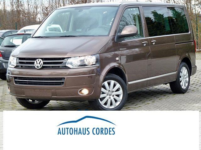 Volkswagen T5 Multivan 2.0 BTDI HIGLINE DSG*LEDER*SHZG*NAVI*STANDHEIZ*
