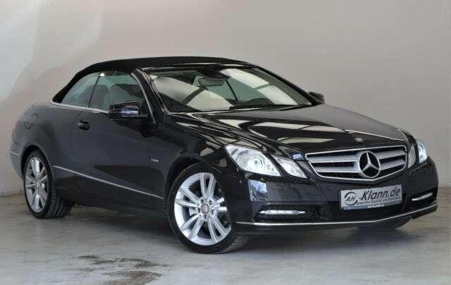 Mercedes-Benz E 200 CGI 184PS BE Cabrio Airscarf Elegance