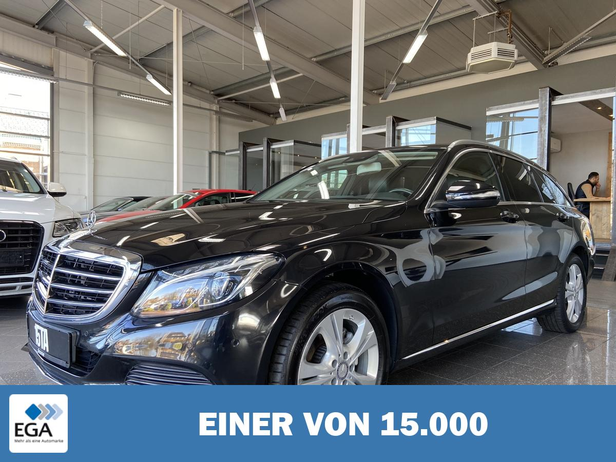 Mercedes-Benz C 180 T Exclusive ILS Navi Tot°Winkel Spurass. Ambiente