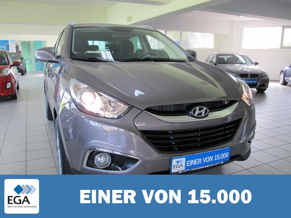 Hyundai ix35 Sitzh.,Klimaautom.,PDC,