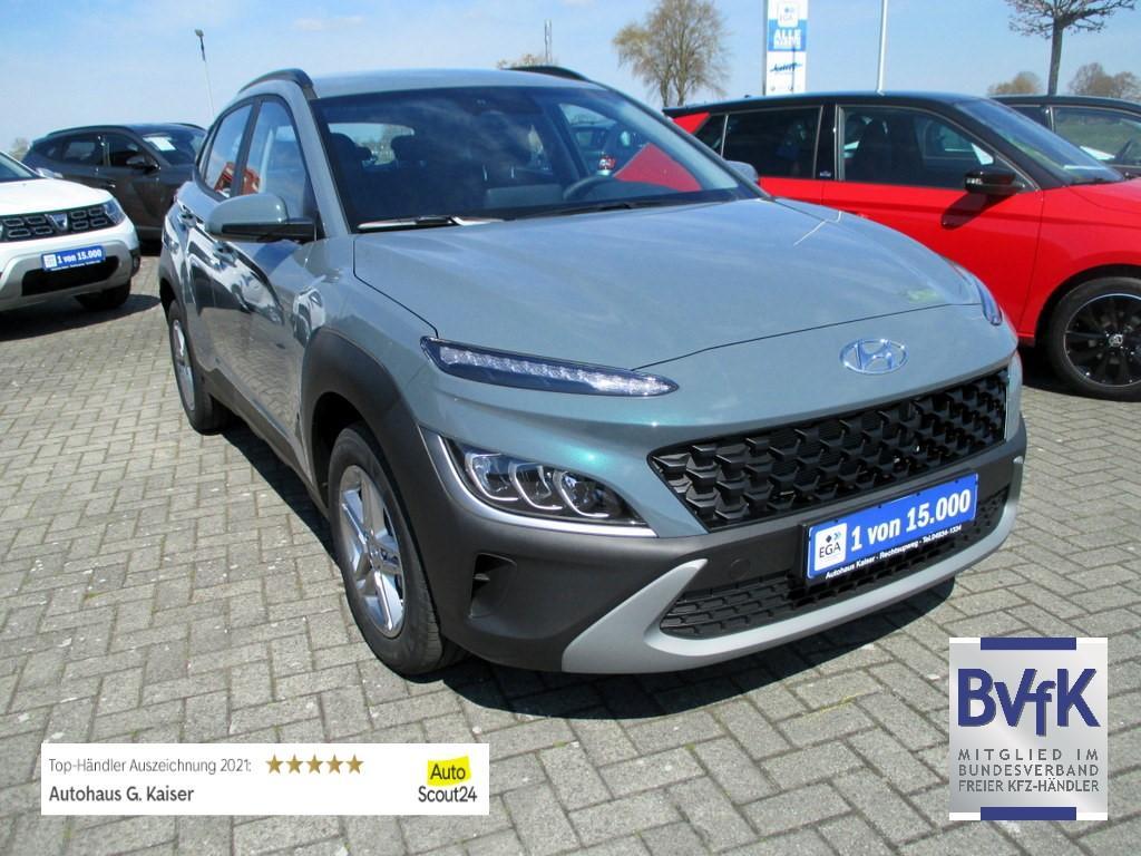 Hyundai Kona 1.0T-GDI MT Premium