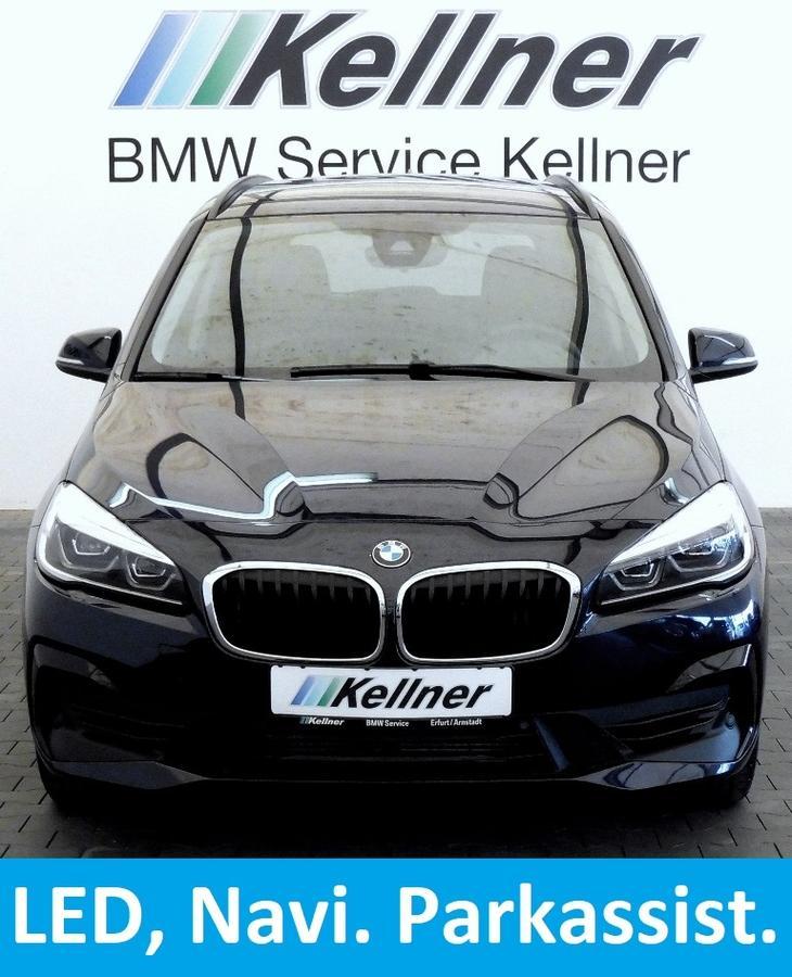 BMW 218 Gran Tourer i Navi LED Parkassist