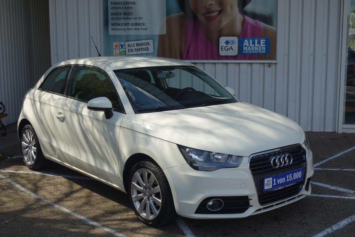 Audi A1 1,2 AMBITION FIS KLIMA ALU SHZ SPORTSITZE