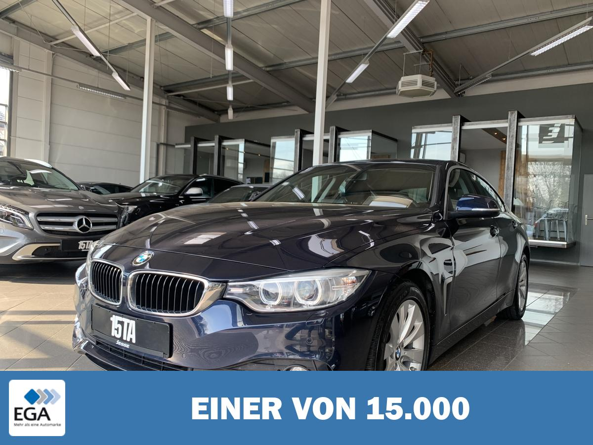BMW 420 Gran Coupé d Bi-Xenon Navi PDC SHZ