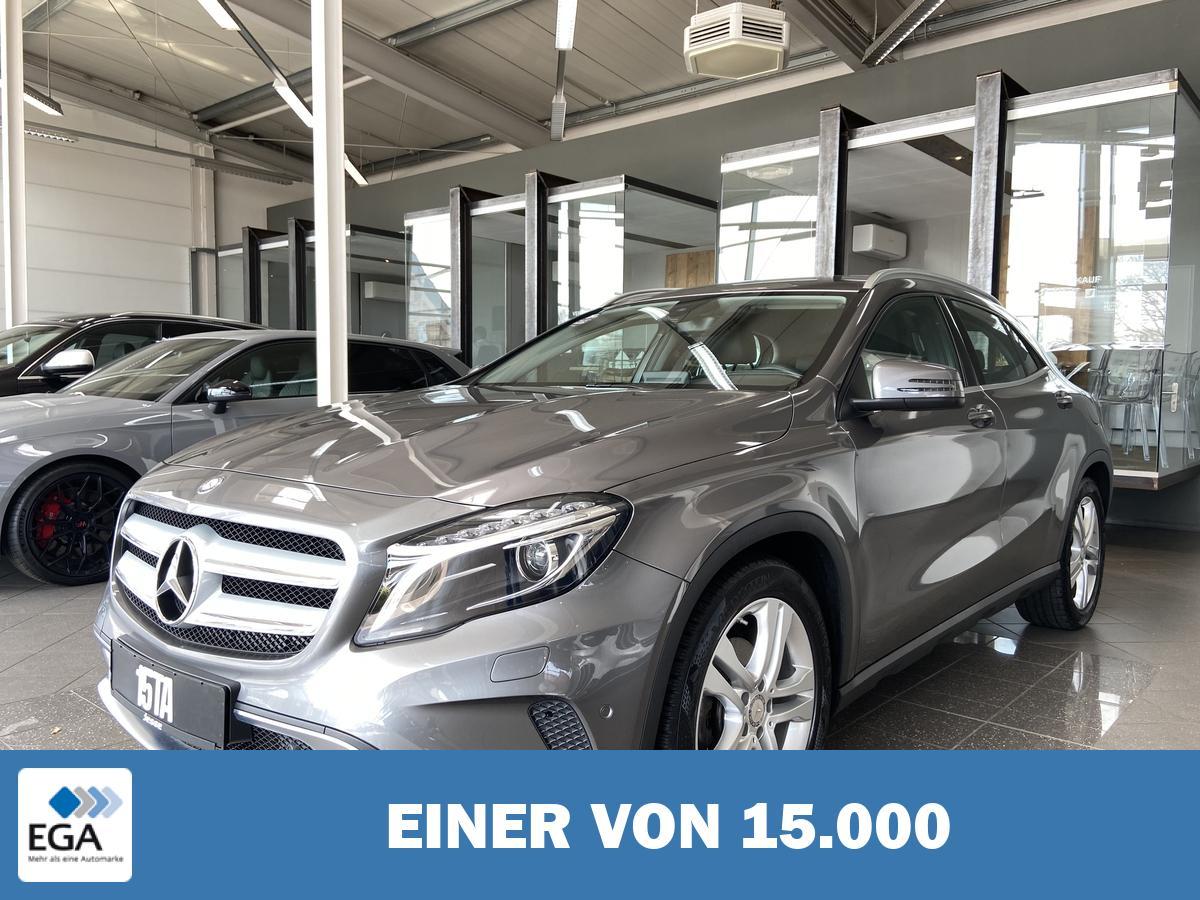Mercedes-Benz GLA 200 d Urban 7G-DCT Bi-Xenon Navi SHZ R°Cam Leder