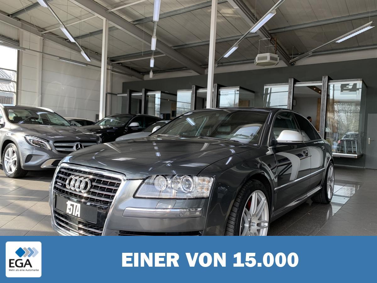 Audi A8 4.2 TDI ACC Bi-Xenon BOSE LUFT Stndhzg.TV GSD