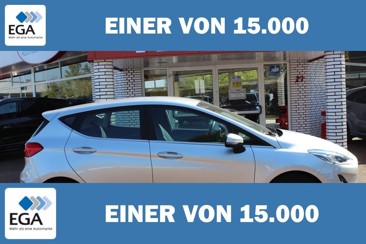 Ford Fiesta 1,1 Titanium / Winter Paket + FGS + Sync 2,5