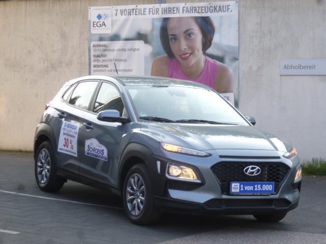 Hyundai Kona 1.0 T-GDI - Klima - T.omat - Bth - Spurhalteassist