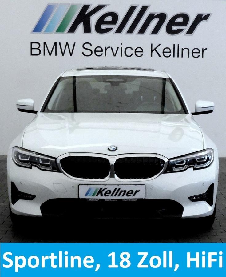 BMW 330d Aut. SportLine LiveCockpitProf. 18Zoll HIFI