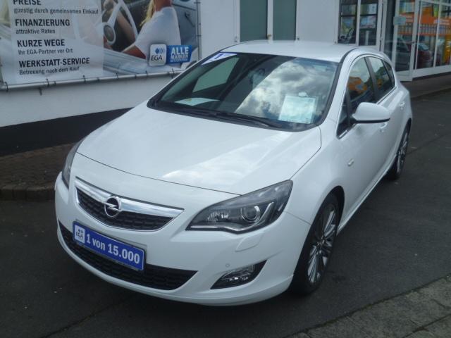 Opel Astra J Innovation*LM-Felgen*OPC-Line*PDC*Nebel*Tempomat
