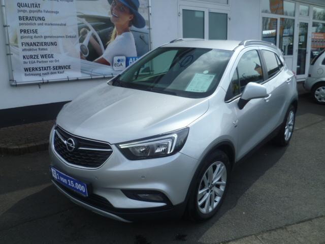 Opel Mokka X 120 Jahre 5-t *Klimaauto*NAVI*Kamera*LM-Felgen*PDC
