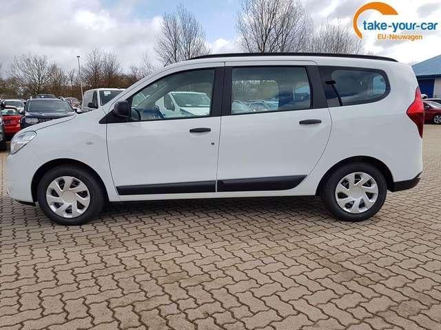 Dacia Lodgy Streetway SHZ/KLIMA/Tempomat/7-Sitze/PDC hinten...