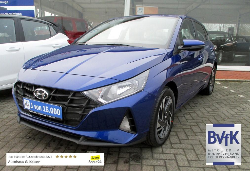 Hyundai i20 1.2 # Navi # Klima # SHZ # R.Camera # Alu
