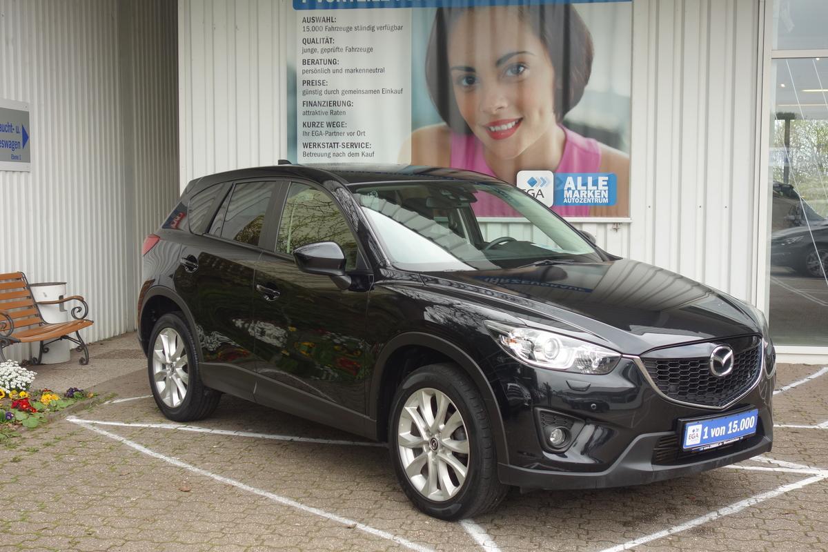 Mazda CX-5 AUTOM*VOLL*XENON*LEDER*NAVI*BOSE*PDC V*H*KAMERA*PRIV*SH