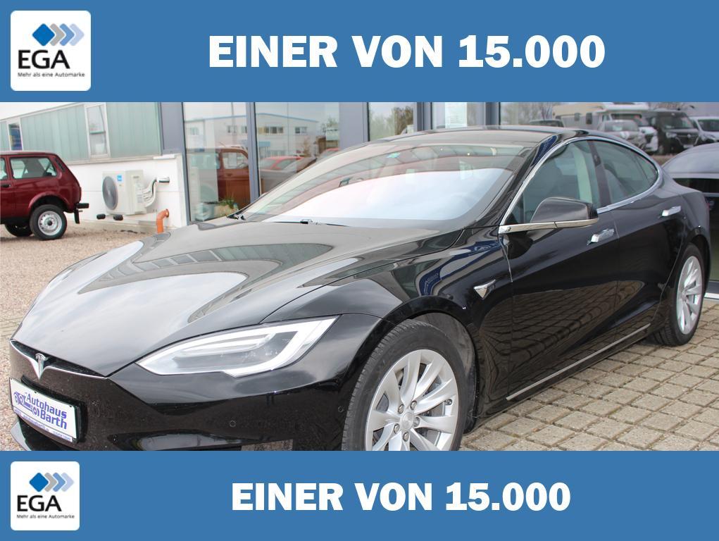 Tesla Model S * 60 * SC Free * Navigation * SHZ * Rückfahrkamera *