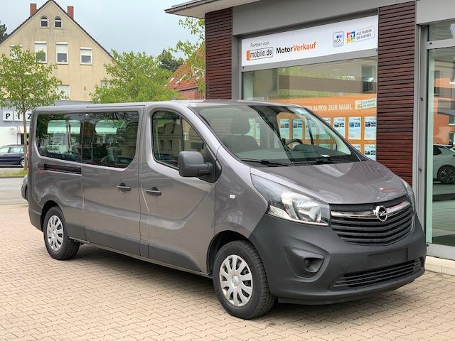 Opel Vivaro L2H1 9 Sitzer Navi/PDC/