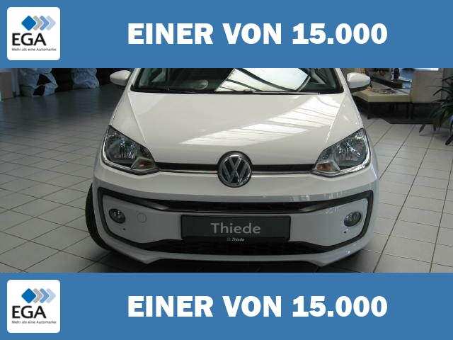 Volkswagen up! move up! KLIMA/SHZ/PDC/FACELIFT