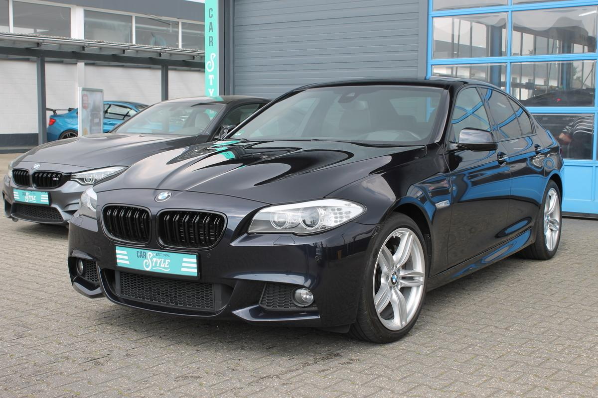 BMW ActiveHybrid 5 M Sport Paket Head-Up Softclose R.Cam erw Le