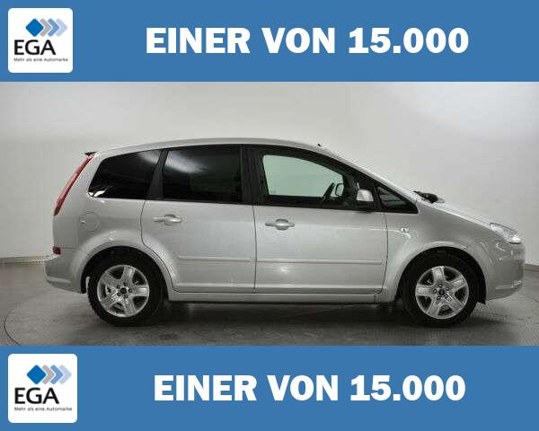 Ford C-Max 1.8 Style+ TOP ZUSTAND+1HAND+SITZHZ+PDC+