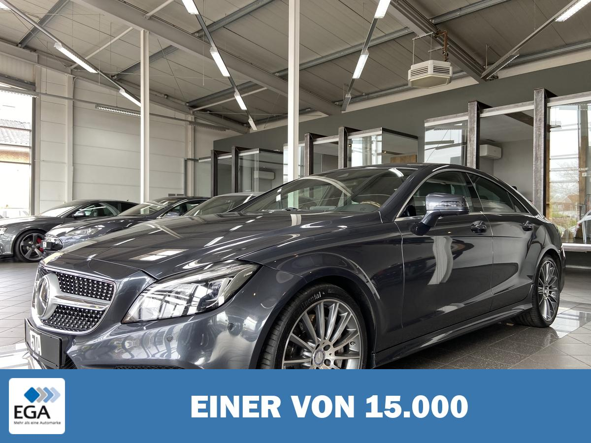 Mercedes-Benz CLS 500  4Matic AMG Airmatic Keyless Distronic 360°