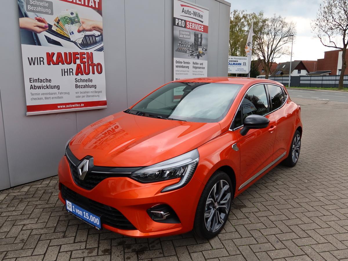Renault Clio V TCe 130 EDC *BTH*SHZ*SPURHALTE*